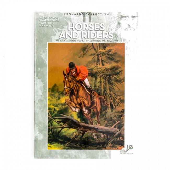 """Raamatud """"Leonardo Kolektsioon"""", Nr.11 """"Hobused Ja Ratsurid"""""""