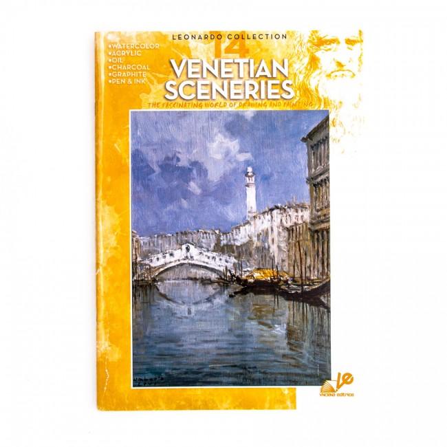"""Raamatud """"Leonardo Kolektsioon"""", Nr.14 """"Veneetsia Maastikud"""""""