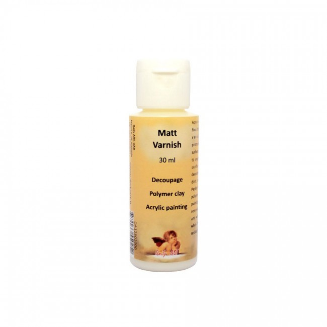 Lakk Daily Art ,Satiin matt30Ml