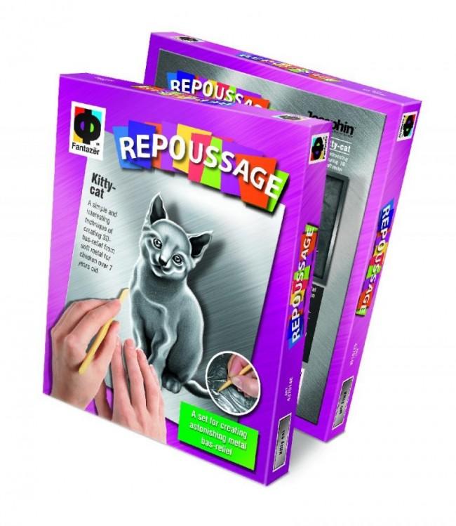 437014Е  Vermikirja k-t  «Kitty-cat»
