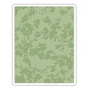 Tekstuurplaat Floral By Tim Holtz