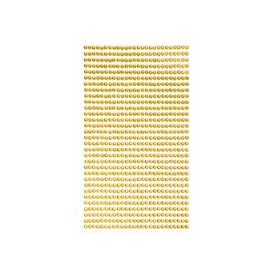 Iseliimuvad Kristallid 3Mm,806 Tk , Yellow