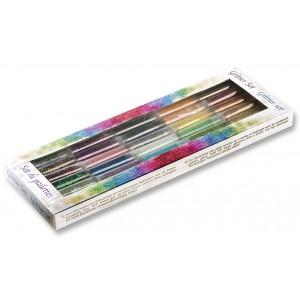 Glitter/Sädelev Pulber 30tk