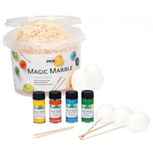 """Magic Marble värvid, Magic Marble""""Happy Easter"""" .Kreul"""