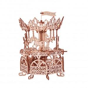 Puidust konstruktor«Carousel»