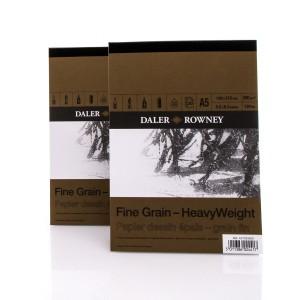 Joonistusplokk A5 200 Gr  Daler-Rowney
