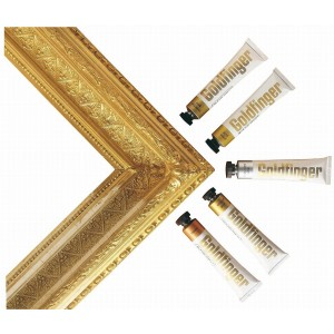 Kuldamisvaha GOLDFINGER antique gold 22ml