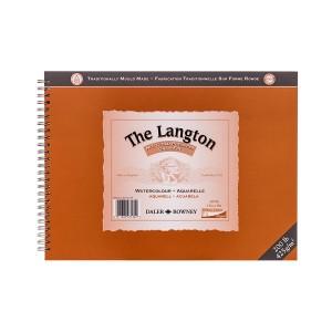 Akvarellplokk Langton 425Gsm 30.5X22.8, Daler-Rowney