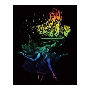 Gravüürikomplekt Dancing Fairy