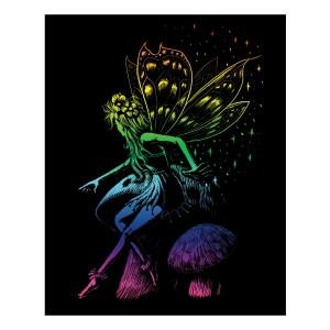Gravüürikomplekt Fairy Princess