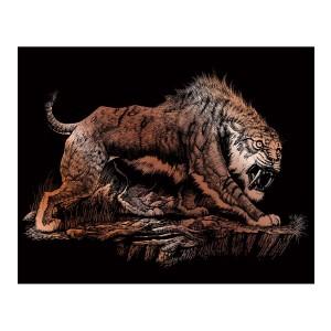 Gravüürikomplekt Sabretooth
