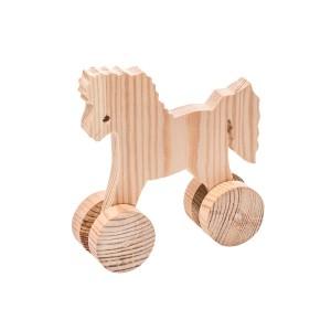 Hobune Ratastel  105X30X115Mm