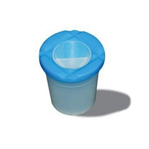 Plastik Tops, 8X8.5Cm