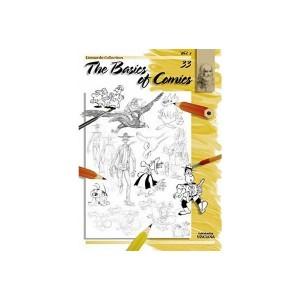 """Raamatud """"Leonardo Kolektsioon"""", Nr.33 """"Koomiksite Joonistamise Alused"""" 1 Osa"""