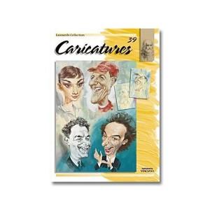 """Raamatud """"Leonardo Kolektsioon"""", Nr.39 """"Karikatuurid"""""""