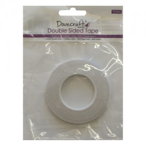 Dovecraft Double Sided Tape 6mm