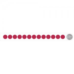 Stencil E cm 60x7 Big circles