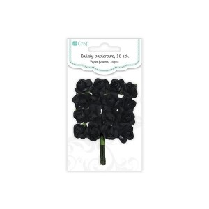 Paberlilled 2 Cm.16 Tk  Dalprint Roosid -Onyx