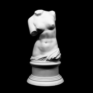 Kipskuju Milose Venuse Torso