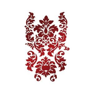 Sabloon G Cm.21X29,7 Lace Decoration