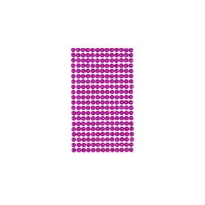 Iseliimuvad  Poolpärlid 6Mm,260Tk, Dark Pink