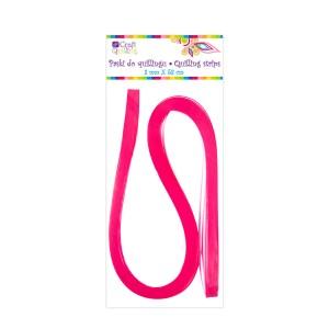 Quillingu Paberribad 3 Mm - Pink 100 Pcs