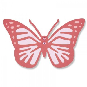-50%Thinlits Die Intricate Vintage Butterfly By Sophie Guilar