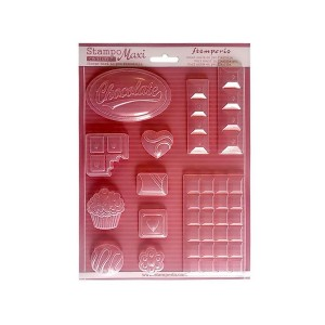 Soft Maxi Mould - Chocolate