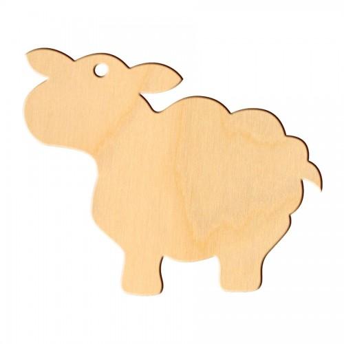 """Puidutoorik. 421 """"Lammas №3 """" 8*6,6 Sm"""