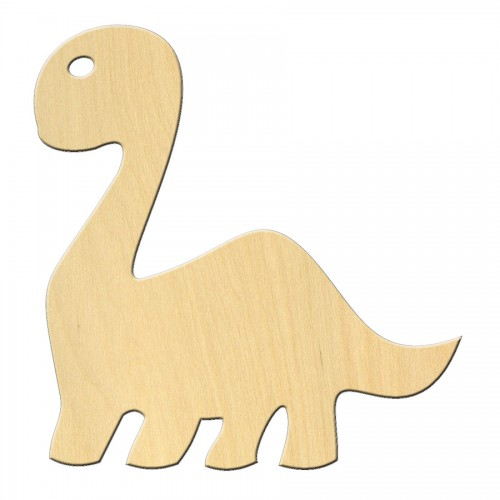 """Puidutoorik. 502 """"Dinosaurus №2"""" 9,6Х10 Sm"""
