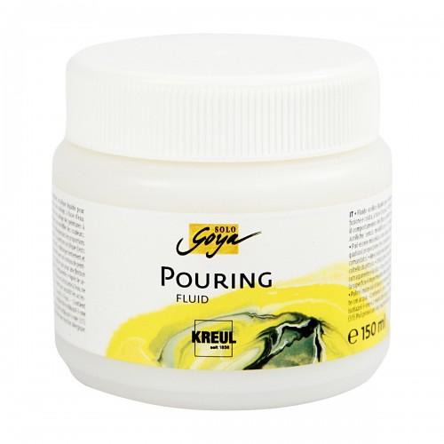 SOLO GOYA Pouring-akrüülvärvi meedium 150 ml