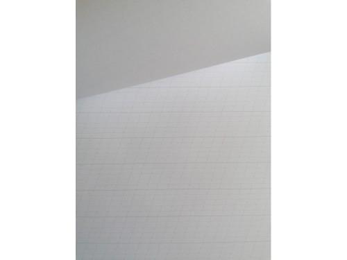 Kalligraafia ja kirjaplokk A4 90g 30lh SMLT