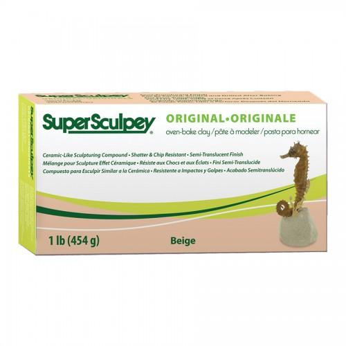 Polümeersavi Super Sculpey 450Gr