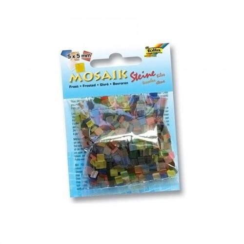"""Mosaiigi K-T"""" Frost"""" 5X5Sm.700Tk.  Folia"""