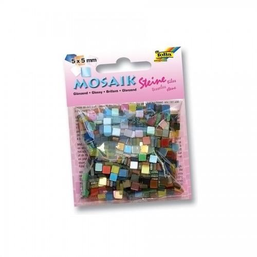 Mosaiigi K-T,Läikiv 5X5Sm.700Tk Folia