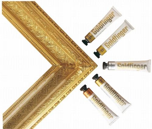Kuldamisvaha GOLDFINGER green gold 22ml