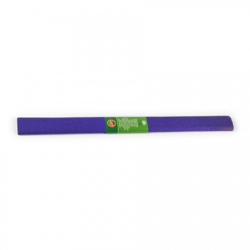 Krepppaber 2000X500 Mm Violett Tume