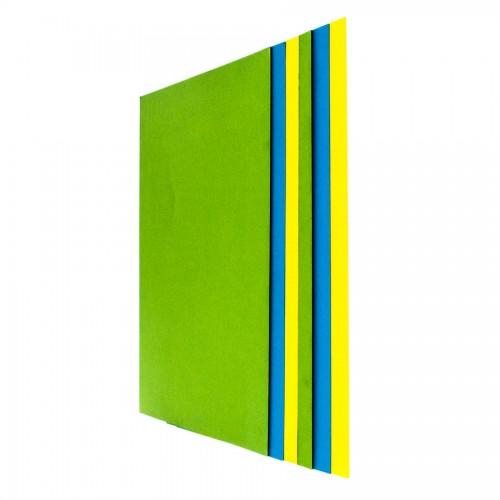 Värviline paber A4, 130 g/m2 Folia