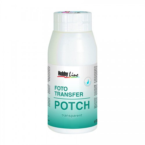 Siirdamislakk  Foto Transfer Potch Ckreul 750Ml