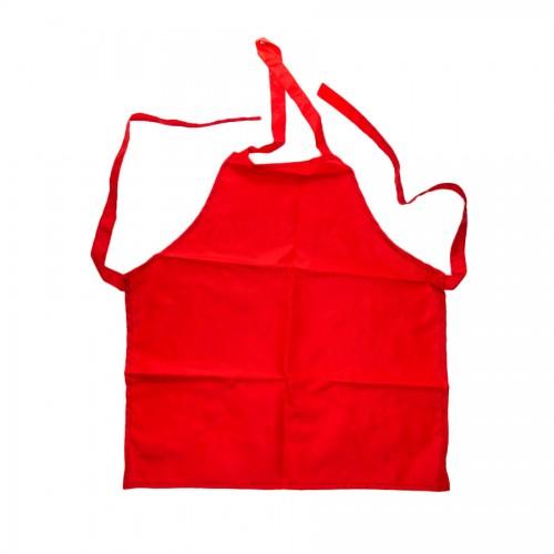 Põll Kunstnikule 46X45Cm, Punane,Tekstiilist