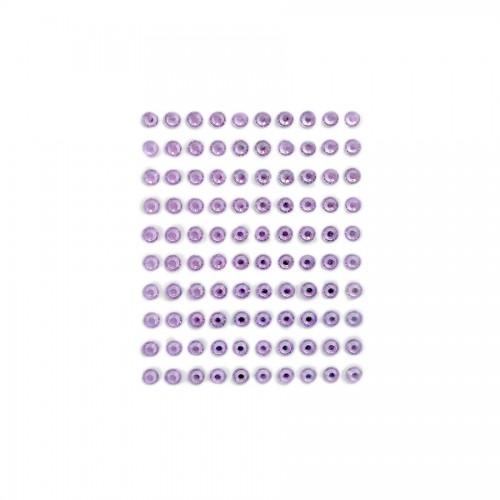 Iseliimuvad Kristallid 6Mm,100Tk  Dalprint