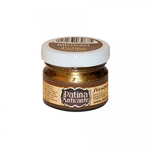 Patina ,Pronks 20Ml.Stamperia