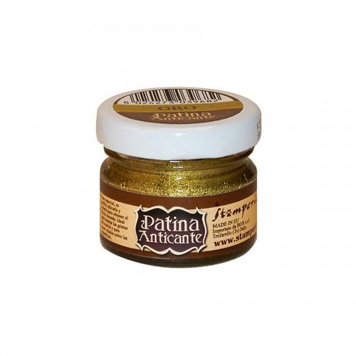 Patina ,Kuld 20Ml.Stamperia