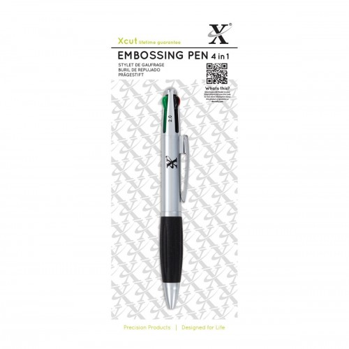 4 In 1 Embossing Pen