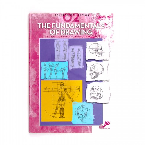 """Raamatud """"Leonardo Kolektsioon"""", Nr.2 """"Joonistamise Alused"""""""