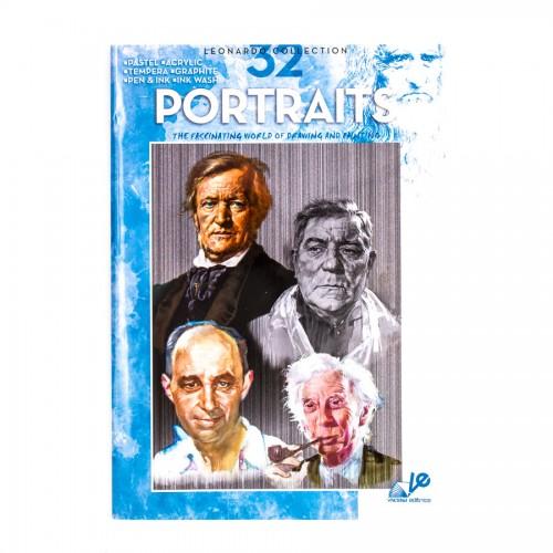 """Raamatud """"Leonardo Kolektsioon"""", Nr.32  """"Portreet"""""""