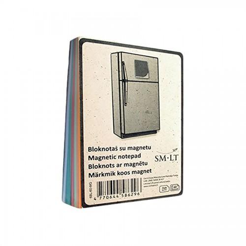 Märkmeplokk Smiltainis Magnetiga 12X8Cm, 60L,