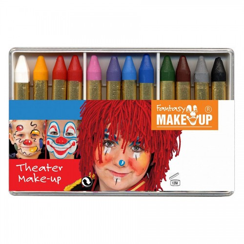 Body - Art Maaling, Make Up Komplekt 12Tk Art.37052
