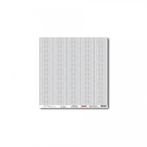 Scrapbookingu paber 30x30 cm-  200Gsm For Wedding In Grey 3