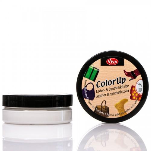 Kummi- ja nahkpinna värv Color Up 50 ml